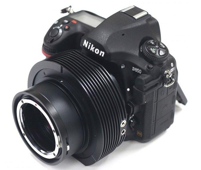 поздравлением фотоаппарат для астросъемки известный также как
