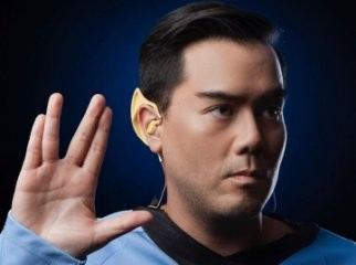 Презентованы Bluetooth-наушники Star Trek Wireless Vulcan Earbuds