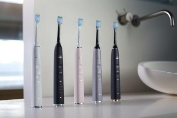 Philips Sonicare DiamondClean Smart - новая зубная щётка